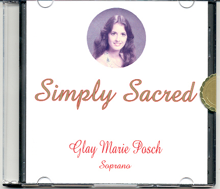 Simply Sacred CD