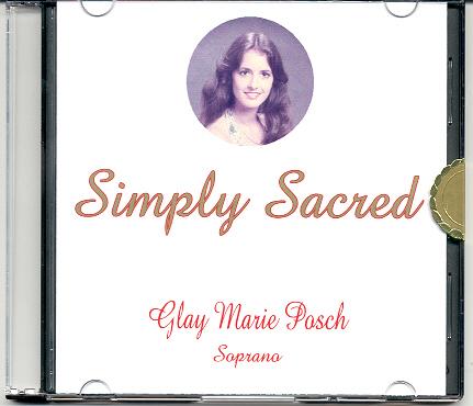 Simply Sacred CD